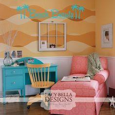 Hawaiian Theme Bedrooms on Pinterest
