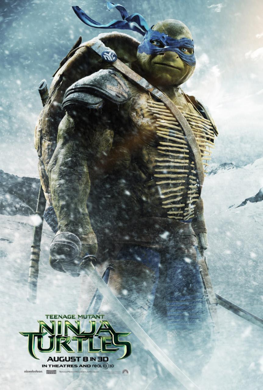 Teenage Mutant Ninja Turtles (2014) Movie Trailer, Release Date