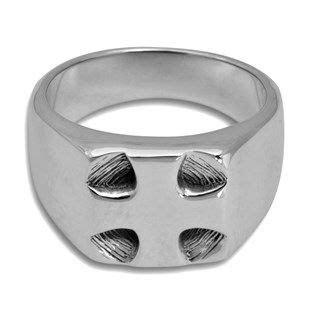 james avery men's ring   James Avery Large Cross Ring in