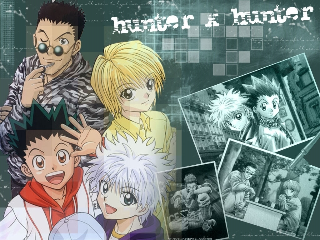 Hunter X Hunter Hunter X Hunter Wallpa Hunter Hunter 壁紙