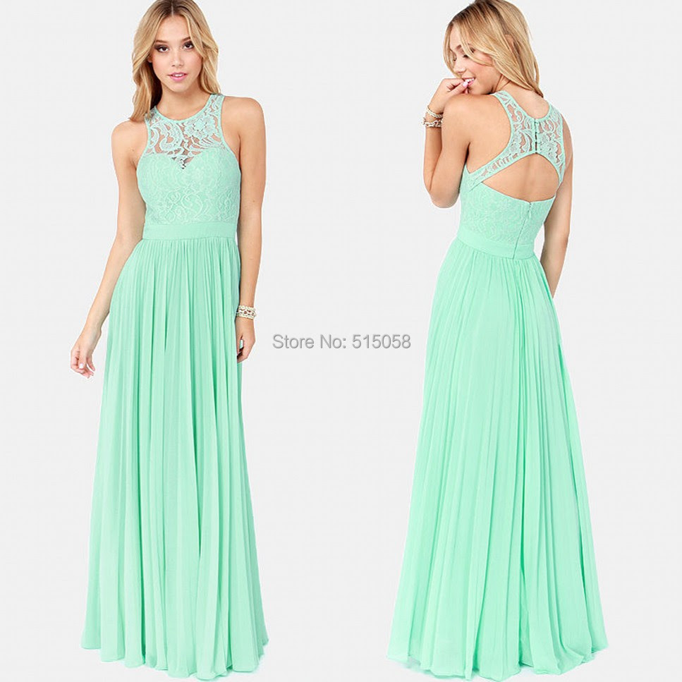mint green evening gown | Fashion Wallpaper