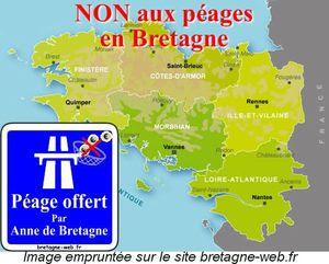 Pourquoi les autoroutes sont gratuites en Bretagne ?