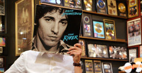 """The River,"" Bruce Springsteen's fifth album, focusses on interpersonal relationships and the passage of time."