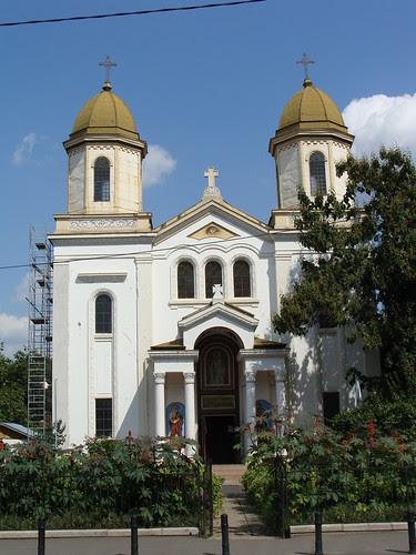 biserica pe calea victoriei