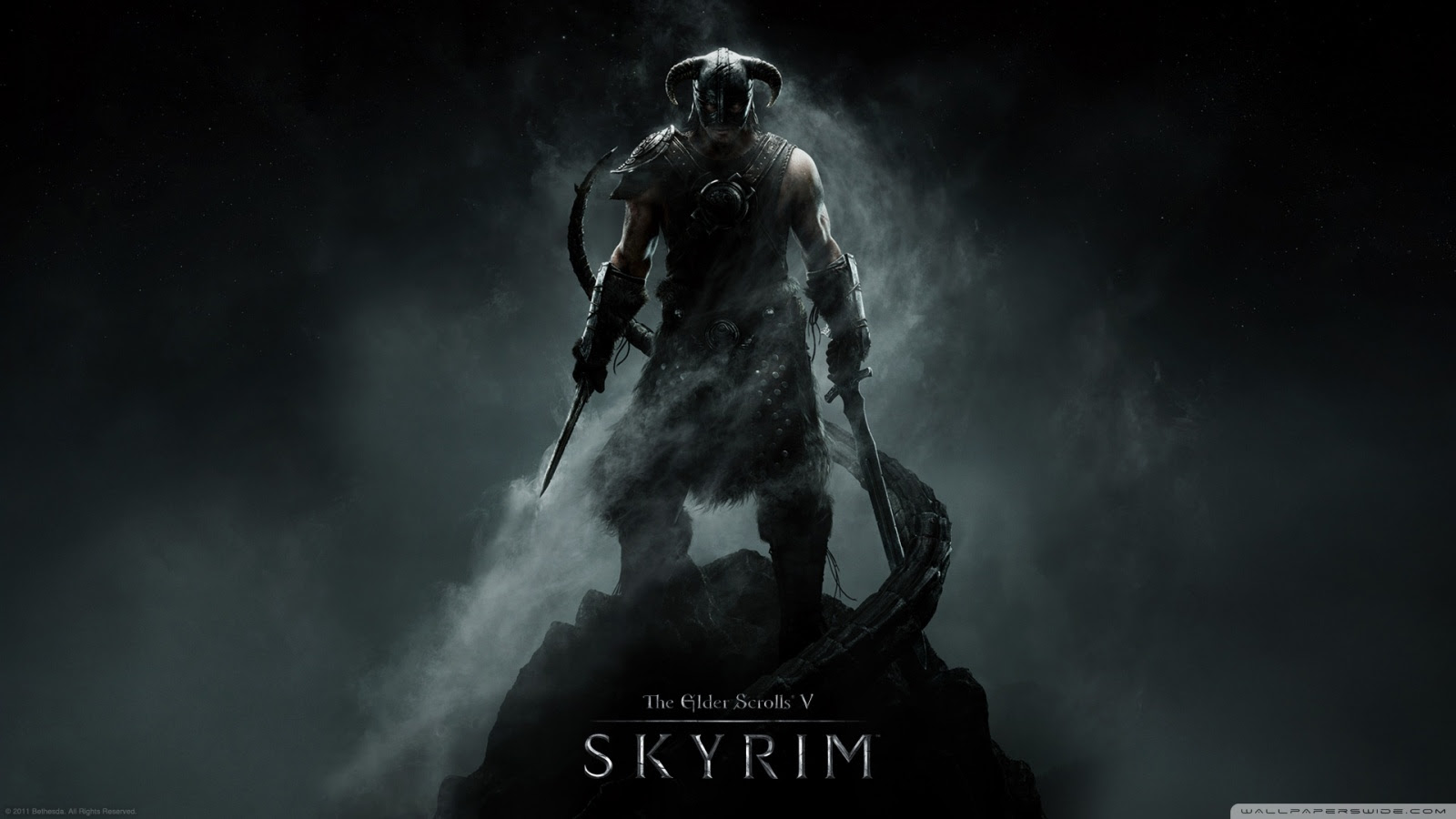 The Elder Scrolls V Skyrim ❤ 4K HD Desktop Wallpaper for 4K