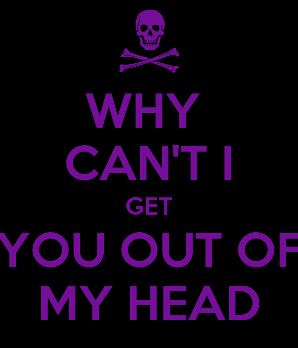 Cant Get You Outta My Head Quotes