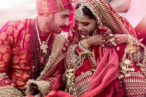 Deepika Padukone and Ranveer Singh's Exclusive Wedding