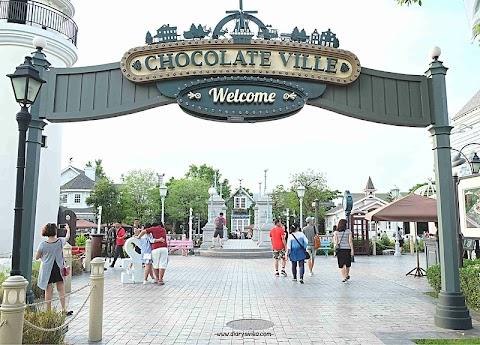 Mau ke Chocolate Ville Bangkok? Mudah Kok!