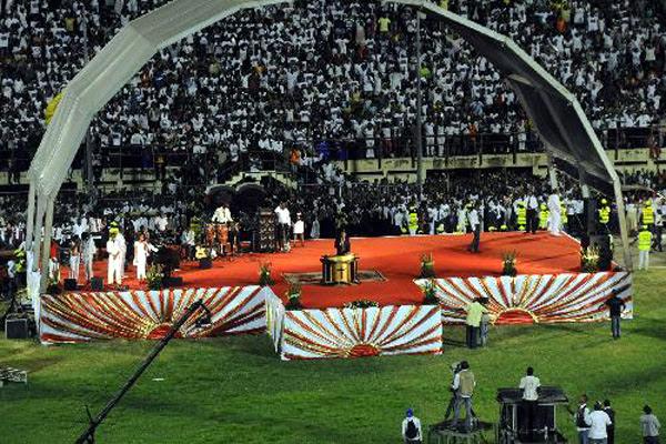 A vigília em Luanda que acabou em tragédia