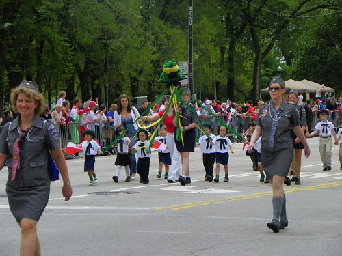 Parada Konstytucji 3 maja Chicago 2010 (376)