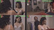 Gabriela Barros em lingerie na serie Inspector Max