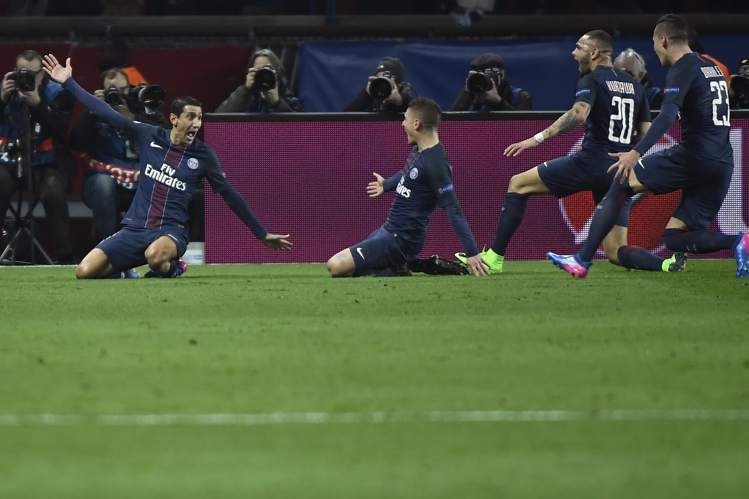 PSG vs. Barcelona: Score and Reaction from 2017 Champions ...