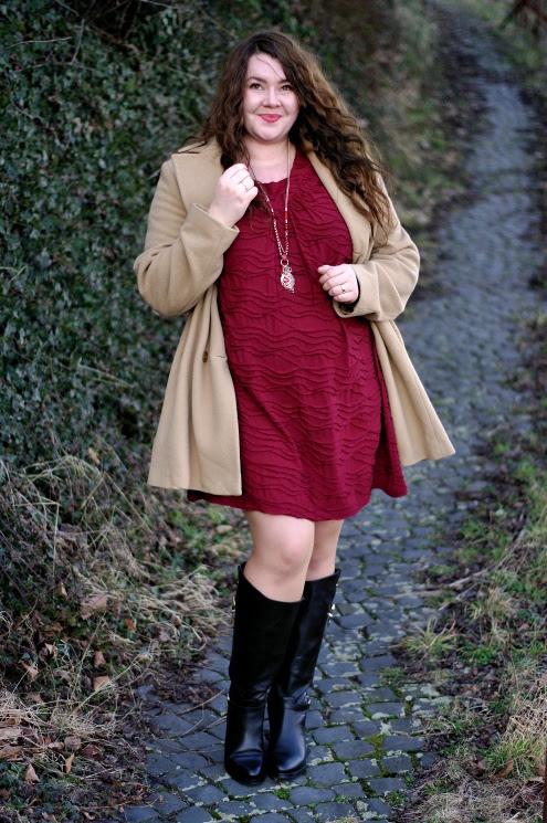 Große Größen Plus Size Fashion Blog jilsen head over heals long tall sally veritas