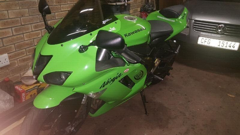 Kawasaki Zx6r For Sale Brick7 Motorcycle