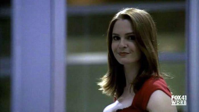 Shannon Lucio in PRISON BREAK.  Cot damn.