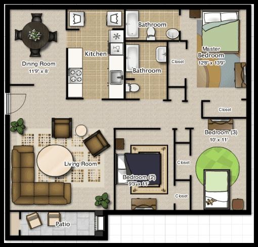 Rumah Minimalis 6x12 Dikampung   Ide Rumah Minimalis