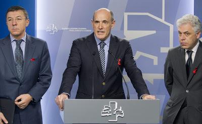 Rafael Bengoa explica la postura del Gobierno vasco en el conflicto sanitario con La Rioja
