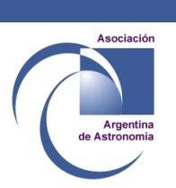 Logo de la Asociación Argentina de Astronomía