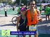 Casal participa de meia maratona no Chile, com Edivaldo Bueno levando o ouro