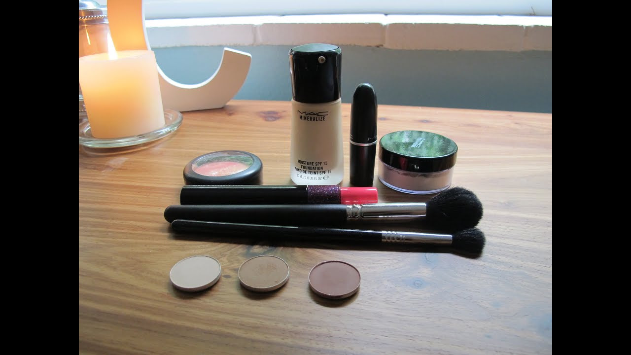 Professional makeup kit for beginners