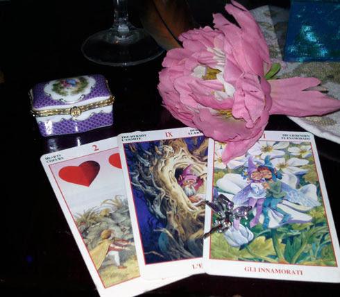 Ritual para el Amor con Tarot
