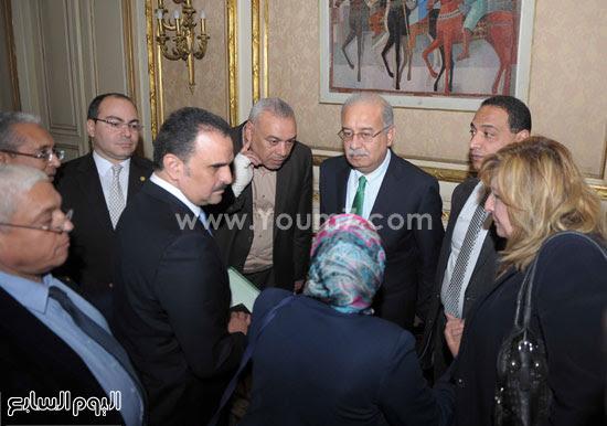 اجتماع رئيس مجلس الوزراء بنواب محافظه اسيط (18)