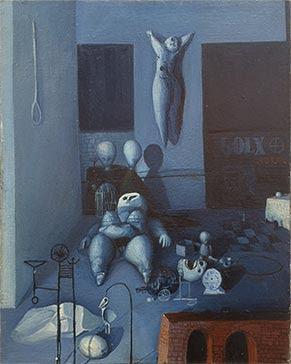 Crucifixion 1955