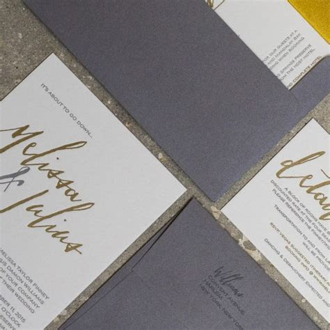 How Much Do Letterpress Wedding Invitations Cost?   A Fine