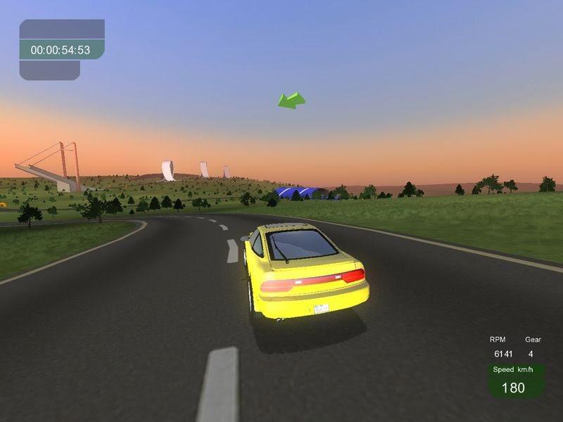 Tile Racer Screen Shot