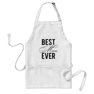 Best Mom Ever Aprons