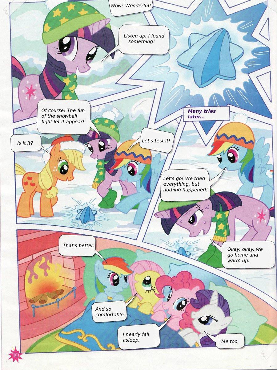 Gambar Komik My Little Pony Komicbox