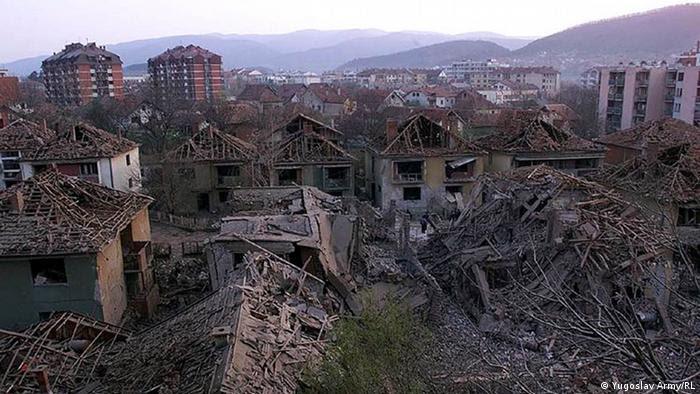 Bildergalerie Kosovo Krieg 15 Jahre Aleksinac (Yugoslav Army/RL)