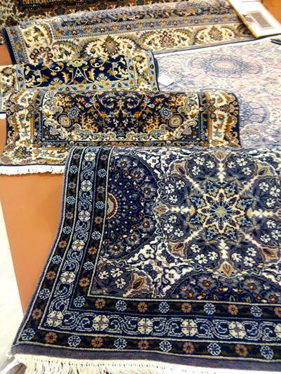 松菱 絨毯展,ペルシャ絨毯 津松菱,松菱 じゅうたん