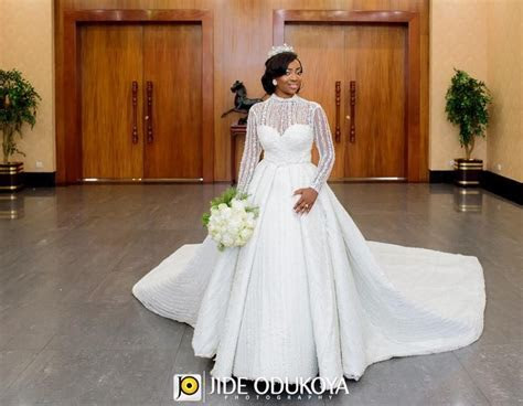 Wedding Dresses Made by Nigerian Designers ? A Million Styles