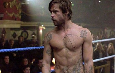 Brad Pitt Tattoo Meaning Tattoos Designs Ideas