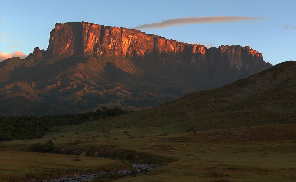 Mount Roraima Landscape Photograph