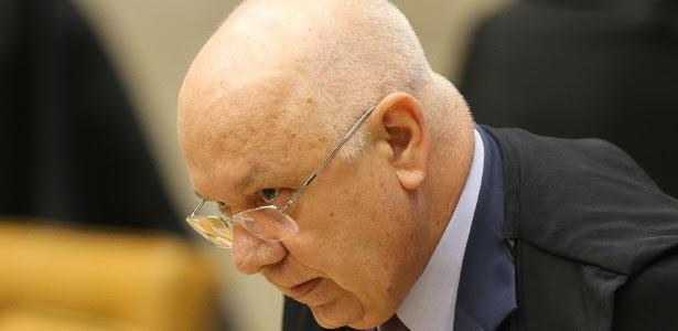 O ministro do STF Teori Zavascki, que negou recurso do governo para anular processo de impeachment