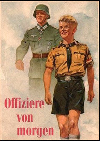 The Red Army. Hitler Youth. Would one be more acceptable than the other?