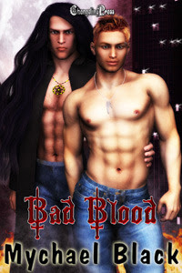 Bad Blood (Spirits of Abaddon, #1)
