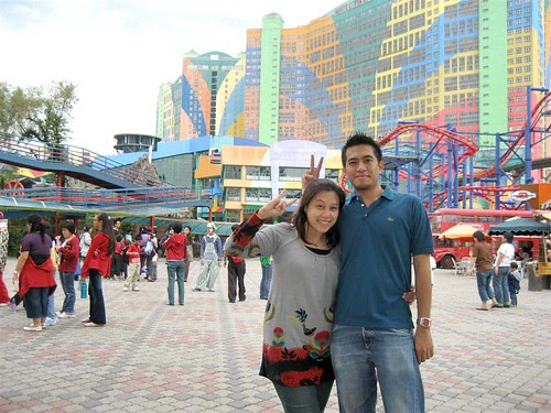Outdoor theme park @ Genting Highland