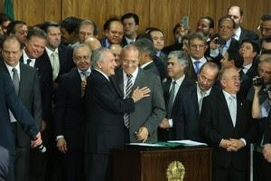 Reunião Ministerial Michel temer