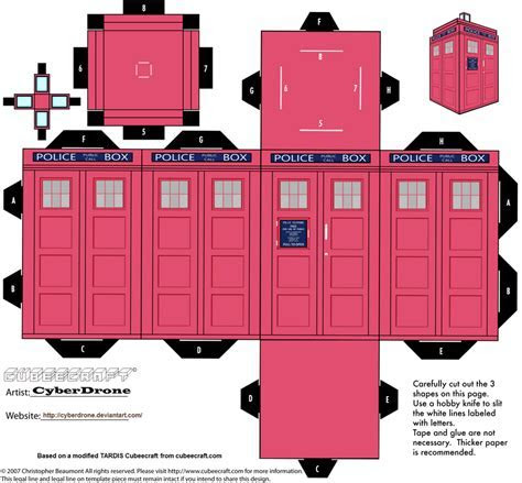 Tardis: Free Printable Police Red Box of Dr Who.   Oh My