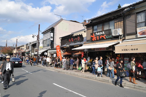 After Japan trip 2011 - day 18. Kyoto. Arashiyama.