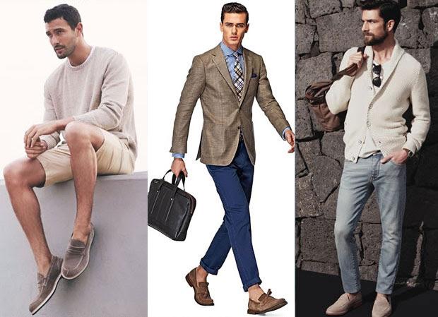 Resultado de imagem para homem sapato  mocassim
