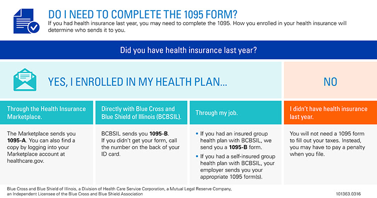 Health Insurance Tax Information | Blue Cross and Blue Shield of Illinois