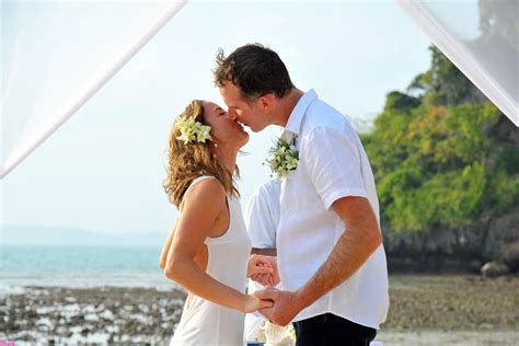 Western Non Religious Wedding Ceremony Package : Krabi