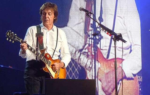 Se negocia la presentación de Paul McCartney en el Kempes