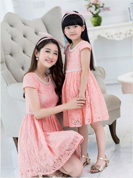 58 Koleksi Model Baju Anak Perempuan Kembar Gratis Terbaru