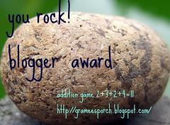 you rock award