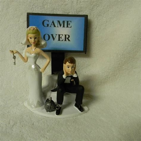 Wedding Party Reception Groom's Cake Ball & Chain Cake